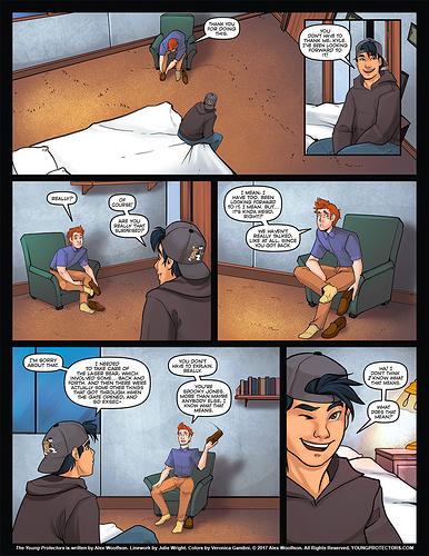 SPP_AMW_Comics_Legendary_Webcomic_001
